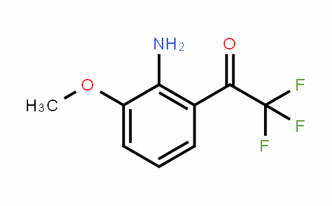 489429-72-3 | 2'-Amino-3'-methoxy-2,2,2-trifluoroacetophenone