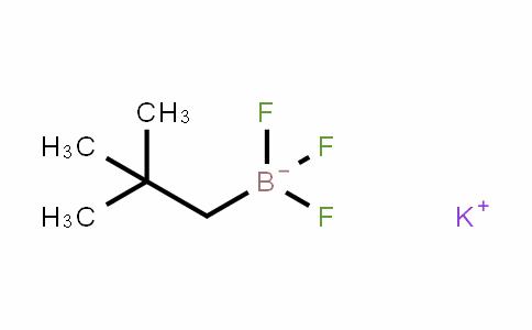 1150655-02-9 | Potassium (2,2-dimethylprop-1-yl)trifluoroborate