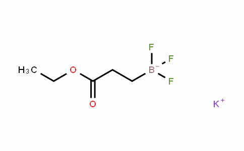 1023357-64-3 | Potassium [2-(ethoxycarbonyl)ethyl]trifluoroborate