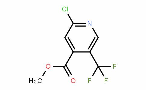 1246685-28-8 | Methyl 2-chloro-5-(trifluoromethyl)isonicotinate