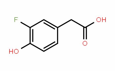 458-09-3   3-氟-4-羟基苯乙酸