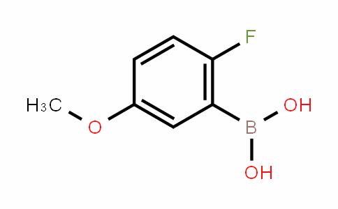 406482-19-7   2-氟-5-甲氧基苯硼酸