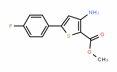 175137-08-3 | 3-氨基-5-(4-氟苯基)噻吩-2-羧酸甲酯