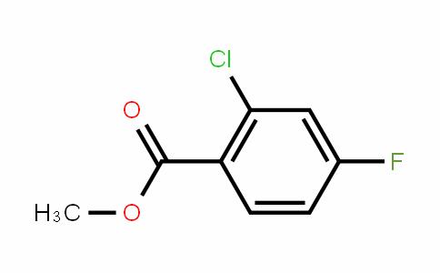 85953-29-3 | 2-氯-4-氟苯甲酸甲酯