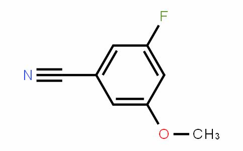 439280-18-9 | 3-Fluoro-5-methoxybenzonitrile