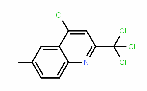 927800-47-3   4-Chloro-6-fluoro-2-(trichloromethyl)quinoline
