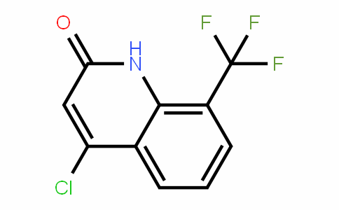 955288-52-5 | 4-Chloro-8-(trifluoromethyl)quinolin-2(1H)-one