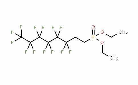 350608-55-8 | Diethyl (1H,1H,2H,2H-tridecafluorooct-1-yl)phosphonate