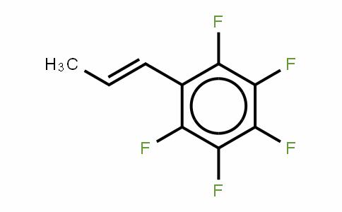 4683-67-4 | 1,2,3,4,5,-Pentafluoro-6-[(1E)-prop-1-en-1-yl]benzene