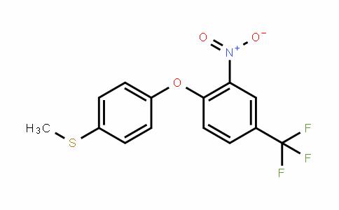 56191-23-2 | 4-[4-(Methylthio)phenoxy]-3-nitrobenzotrifluoride