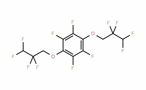 89847-88-1 | Tetrafluoro-1,4-bis(2,2,3,3-tetrafluoropropoxy)benzene