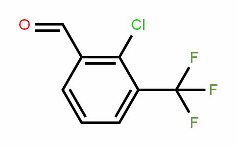 93118-03-7 | 2-Chloro-3-(trifluoromethyl)benzaldehyde