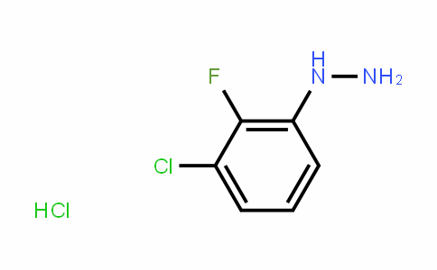 517920-75-1 | 3-氯-2-氟苯肼盐酸盐
