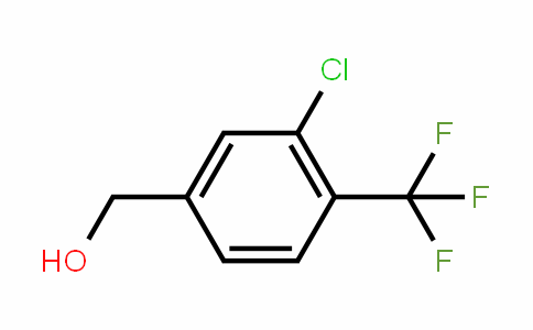 948014-51-5 | 3-Chloro-4-(trifluoromethyl)benzyl alcohol