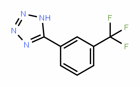 92712-48-6 | 5-[3-(Trifluoromethyl)phenyl]-1H-tetrazole