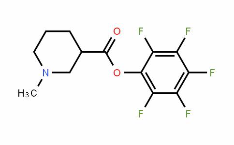 946409-23-0 | Pentafluorophenyl 1-methylpiperidine-3-carboxylate