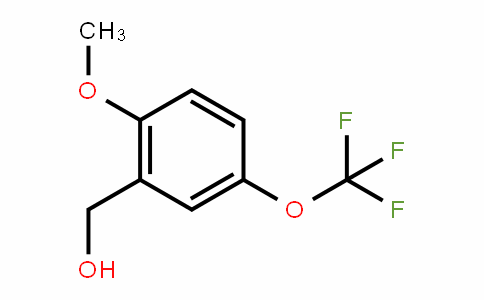 562840-50-0 | 2-Methoxy-5-(trifluoromethoxy)benzyl alcohol