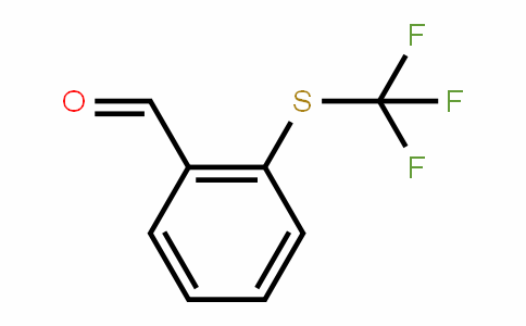 57830-48-5 | 2-[(Trifluoromethyl)thio]benzaldehyde