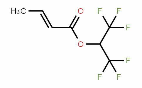 135771-94-7   Hexafluoroisopropyl crotonate