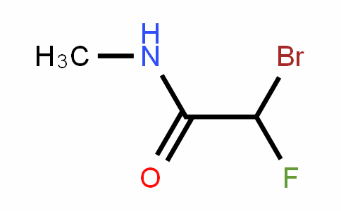 53441-14-8   N-Methyl bromofluoroacetamide