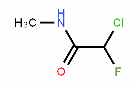 53441-15-9 | 2-Chloro-2-fluoro-N-methylacetamide