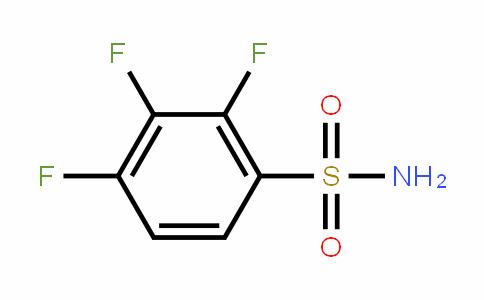 518070-13-8 | 2,3,4-Trifluorobenzenesulphonamide