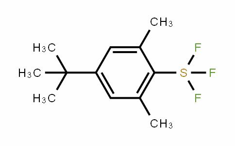 947725-04-4 | 4-(tert-Butyl)-2,6-dimethylphenylsulphur trifluoride