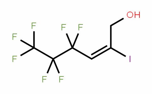 92835-82-0 | trans-4,4,5,5,6,6,6-Heptafluoro-2-iodohex-2-en-1-ol
