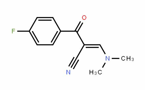 52200-15-4 | 2-(4-Fluorobenzoyl)-3-(dimethylamino)acrylonitrile