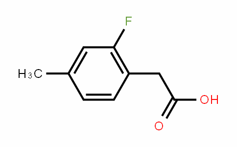 518070-28-5 | 2-Fluoro-4-methylphenylacetic acid