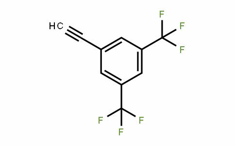 88444-81-9 | 3,5-Bis(trifluoromethyl)phenylacetylene