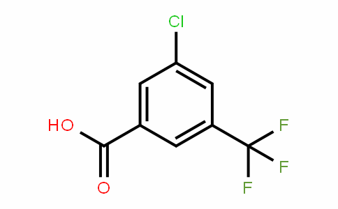 53985-49-2 | 3-Chloro-5-(trifluoromethyl)benzoic acid