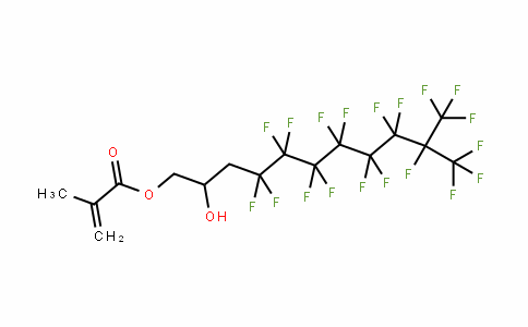 88752-37-8   3-(Perfluoro-7-methyloctyl)-2-hydroxypropyl methacrylate
