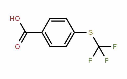 330-17-6 | 4-(Trifluoromethylthio)benzoic acid