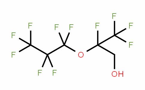 26537-88-2 | 2-(Heptafluoropropxy)-2,3,3,3-tetrafluoropropan-1-ol