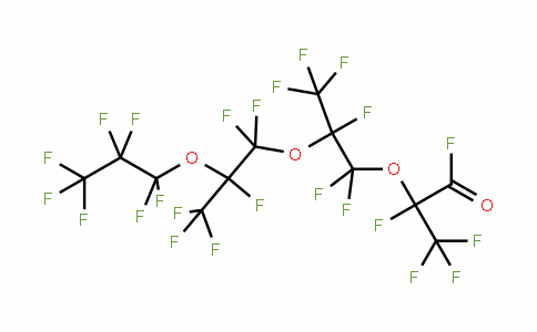 27639-98-1 | Perfluoro(2,5,8-trimethyl-3,6,9-trioxadodecanoyl)fluoride