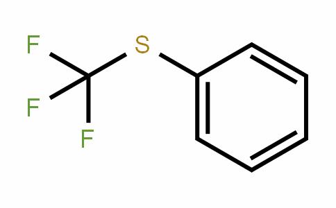 456-56-4 | Phenyl trifluoromethyl sulphide