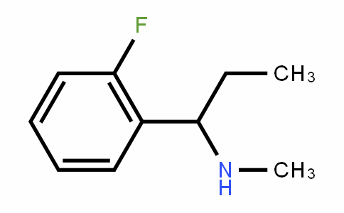 574731-04-7 | 1-(2-Fluorophenyl)-N-methylpropylamine