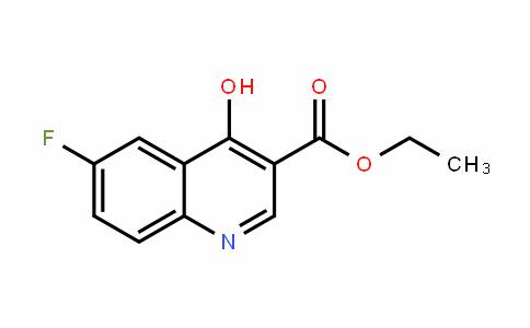 318-35-4   Ethyl 6-fluoro-4-hydroxyquinoline-3-carboxylate