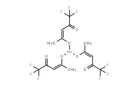 23301-82-8 | Samarium trifluoroacetylacetonate