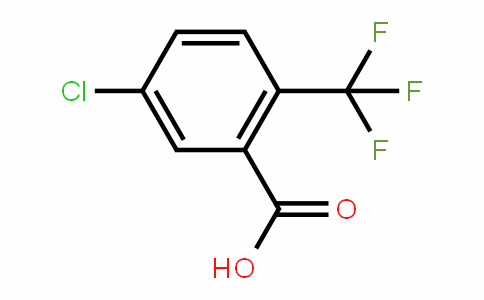 654-98-8 | 5-Chloro-2-(trifluoromethyl)benzoic acid