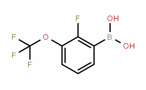 881402-25-1 | 2-Fluoro-3-(trifluoromethoxy)benzeneboronic acid