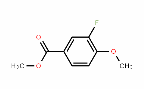 369-30-2 | Methyl 3-fluoro-4-methoxybenzoate
