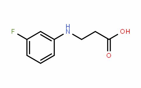885275-89-8   3-[(3-Fluorophenyl)amino]propanoic acid