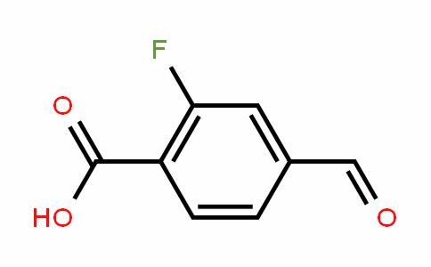 604000-97-7 | 2-Fluoro-4-formylbenzoic acid
