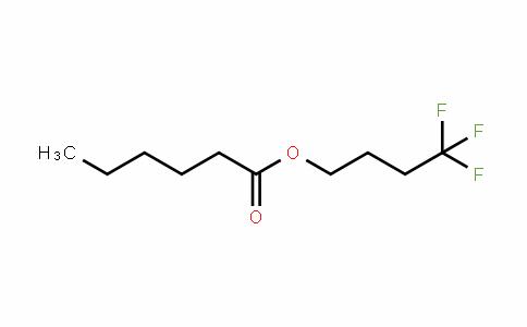 885276-36-8 | 4,4,4-Trifluorobutyl hexanoate