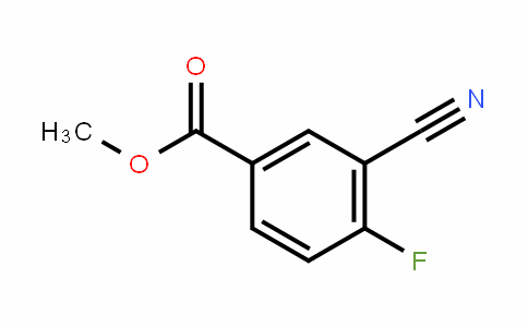 676602-31-6 | Methyl 3-cyano-4-fluorobenzoate