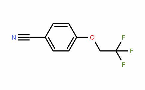56935-76-3 | 4-(2,2,2-Trifluoroethoxy)benzonitrile