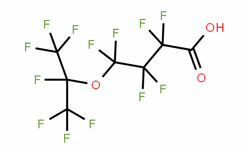 801212-59-9 | Perfluoro-4-isopropoxybutanoic acid