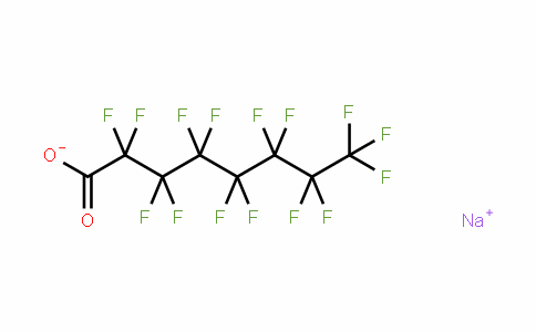 335-95-5   Sodium perfluorooctanoate